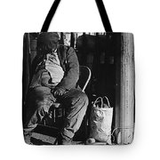 Film Noir Robert Mitchum Where Danger Lives 1950 El Bulla Nogales Sonora Mexico 1968 Tote Bag