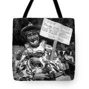 Film Noir Robert Siodmak  George Sanders Strange Affair Of Uncle Harry Clown Tucson Arizona Tote Bag