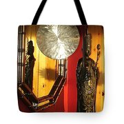 Film Noir Sam Fuller Robert Ryan House Of Bamboo 1955 Oriental Decorations Casa Grande Arizona 2004 Tote Bag