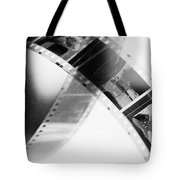 Film Strip Tote Bag by Tommytechno Sweden