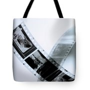 Film Strips Tote Bag by Tommytechno Sweden