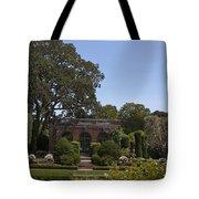 Filoli Sunken Garden Tote Bag