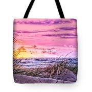 Filtered Beach Tote Bag