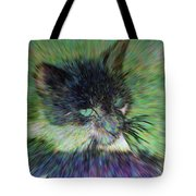 Filtered Cat Tote Bag