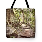 Filtered Forest Tote Bag