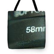 Filters Tote Bag