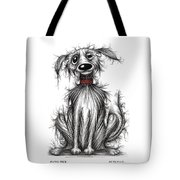 Filthy Fred Tote Bag by Keith Mills