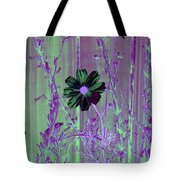 Final Fall Flower 4 Tote Bag