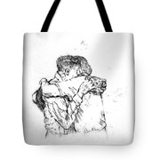 Farewell Forever Tote Bag
