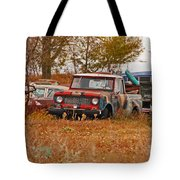 Final Resting Place Tote Bag
