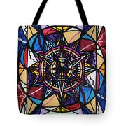 Financial Freedom Tote Bag by Teal Eye  Print Store