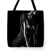 Find Me In The Dark Tote Bag