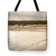 Findhorn Beach Tote Bag