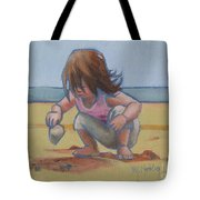 Finding A Shell Tote Bag