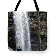 Finding Love Tote Bag