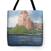 Fine Irish Castle Tote Bag