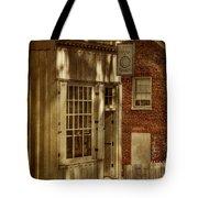 Fine Repairs Tote Bag by Lois Bryan