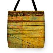 Fine Tuned Tote Bag