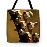 Finely Tuned Tote Bag