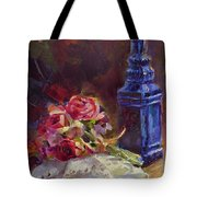 Finer Things Still Life By Karen Whitworth Tote Bag