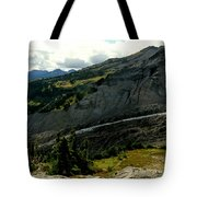 Finger Of Nisqualy Tote Bag