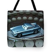 Finn Mcmissile Tote Bag by Thomas Woolworth