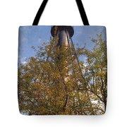 Finns Point Rear Range Light Tote Bag