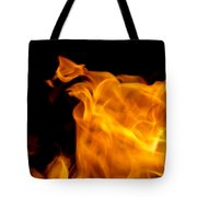 Fire 006 Tote Bag