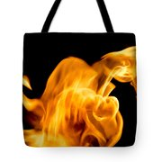 Fire 011 Tote Bag