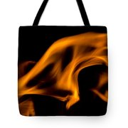 Fire 013 Tote Bag