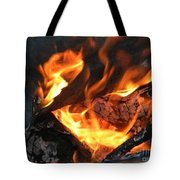 Fire 1 Tote Bag