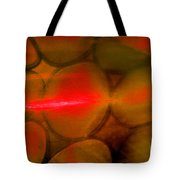 Fire And Earth Tote Bag