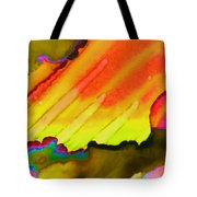 Fire And Water II Tote Bag
