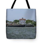 Fort Sumter Pilot  Tote Bag