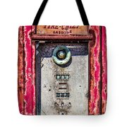 Fire Chief Gas Tote Bag