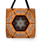 Fire Circle Tote Bag
