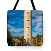 Fire Control Tower No. 23 Tote Bag