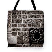 Fire Department Connector Tote Bag
