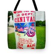 Fire Dept. Carnival Tote Bag