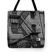 Fire Escape Tote Bag