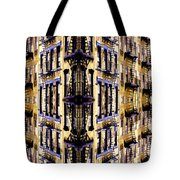 Fire Escapes - New York City Tote Bag