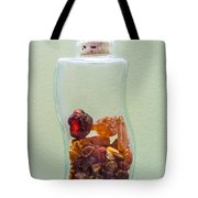 Fire Gems Tote Bag