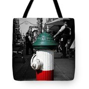 Fire Hydrant From Little Italy Tote Bag