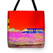 Fire Island Life Tote Bag