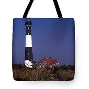 Fire Island Ny Lighthouse Tote Bag