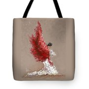 Fire Tote Bag