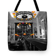 Fire Lamps Tote Bag