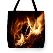 Fire Portal Tote Bag