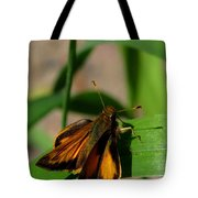 Fire Skipper Tote Bag