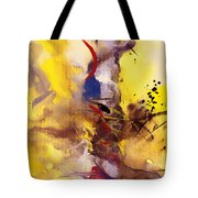 Fire Smoke And Brimstone II Tote Bag